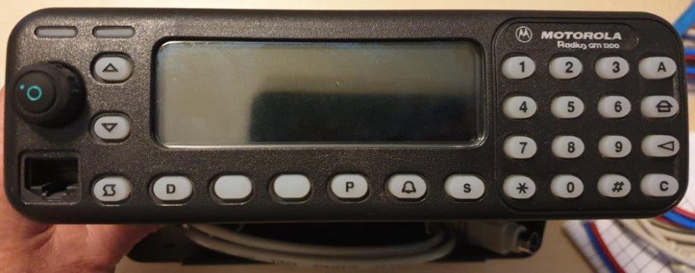 Motorola GM 1200 - Bastel Objekt